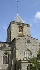 St. Nicholas Church. Arundel. Sussex. England