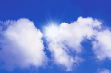 Sky Sun  Background