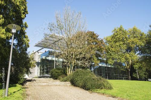 Ruhrfestspielhaus in Recklinghausen, NRW, Deutschland - 71945654