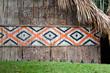 Indian Hut in Brasil. - 71945850