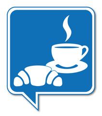 Logo cafétéria.