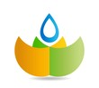 Water Drop, icon, logo, business