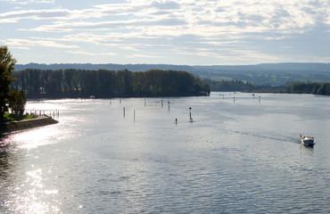 Seerhein in Konstanz