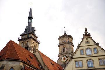 Stiftskirche in Stuttgart
