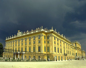 Schonbrunn Palace is UNESCO WH Site, Austria