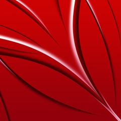 red flower texture