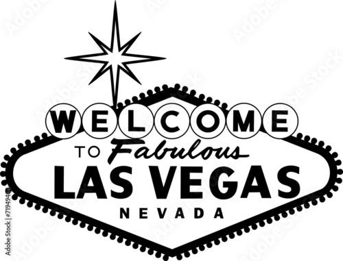 Fototapeta Las Vegas