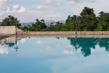 nice view swimming pool