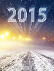 winter road to 2015