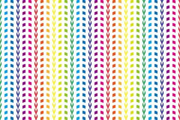 背景素材壁紙(虹色タイルの連続アーチ)