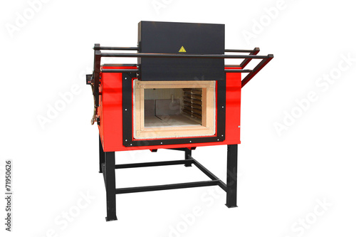furnace for heating steel - 71950626