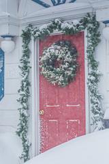 Snow Storm at Christmas