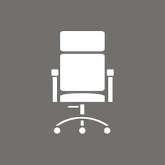 Icono sillón oficina FO