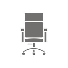 Icono sillón oficina FB