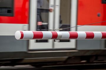 german level crossing