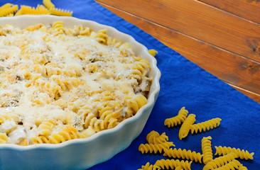 pasta tray