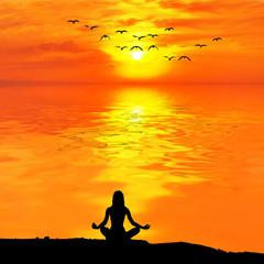 espiritualidad en el lago dorado