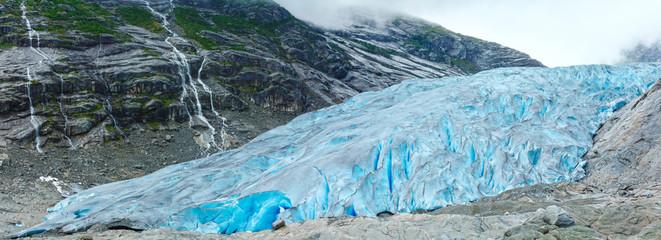 View to Nigardsbreen Glacier (Norway)