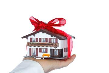 Immobiliengeschenk