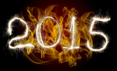 Date New Year 2015