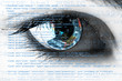 Source code in the eye