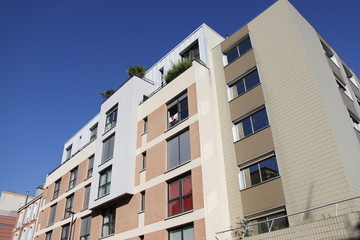 Boulogne - Immeuble