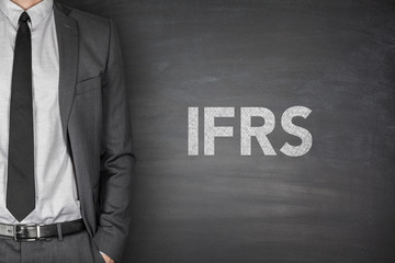 IFRS on blackboard