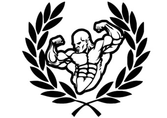 victory bodybuilder