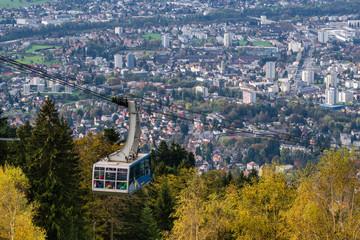 Pfänderbahn bei Bregenz