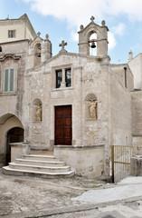 Matera, chiesa di San Biagio