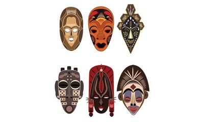 ethnique masque