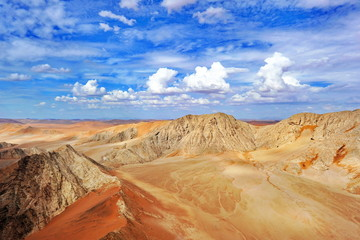 Sands of the Namib desert
