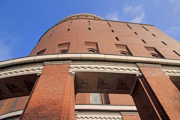 Planetarium im Stadtpark Hamburg
