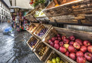 Fruit Market- Florence
