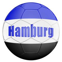 Soccer Ball Hamburg