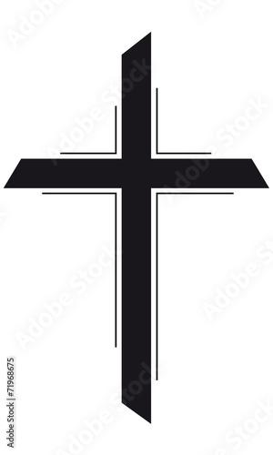 Kreuz Bestattungen Todesanzeige - 71968675