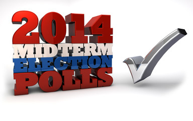 2014 midterm election polls