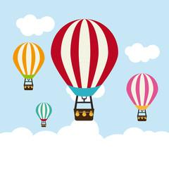 Air balloon design