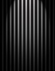 Modern shiny titanium pattern