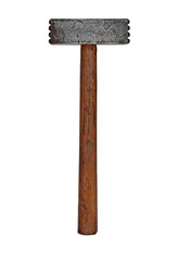 vintage masonry or kitchen mallet