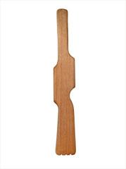 vintage wooden muddler