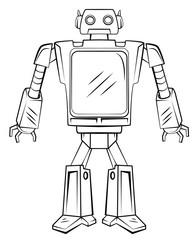 Screen Robot Technology