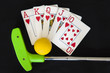 Mini Golf Poker