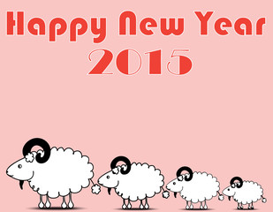 happy new year for 2015