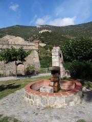 Fontaine.Villefranche de Conflent.P.O.