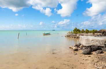 côte nord de Rodrigues