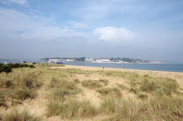 Dunes on Studland Beach, Dorset