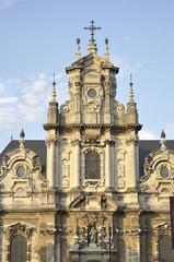 Church Saint John the Baptist in Brussels