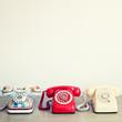 Vintage telephones - 71985417