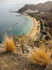 Las Teresitas beach